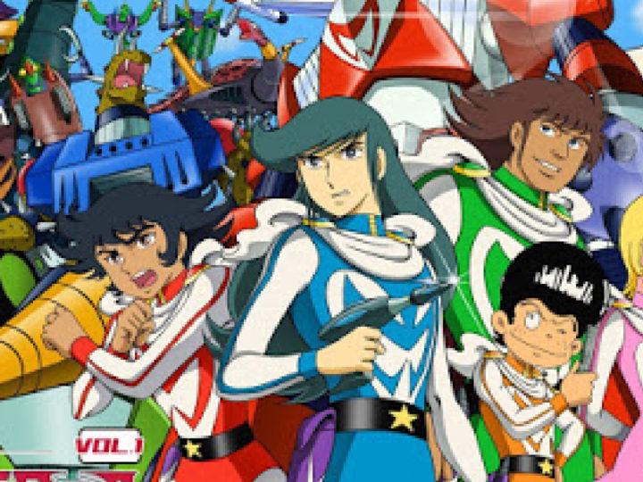Balatack – La serie animata giapponese del 1978