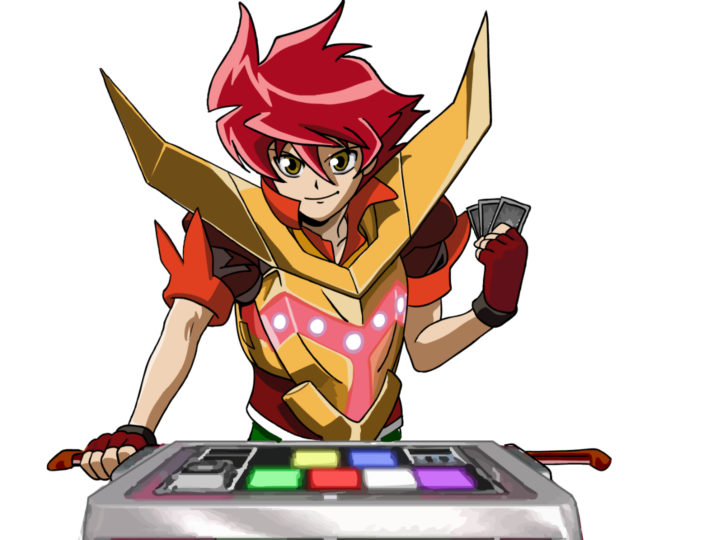 Battle Spirits Brave - La serie animada japonesa de 2012
