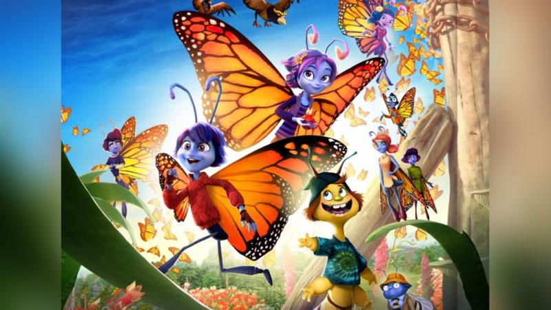"Pink Parrot Media acquiert les droits du film ""Butterfly Tale"""