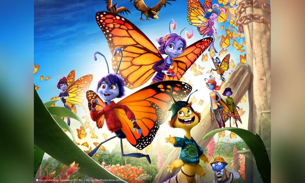 "Pink Parrot Media acquisisce i diritti per il film ""Butterfly Tale"""