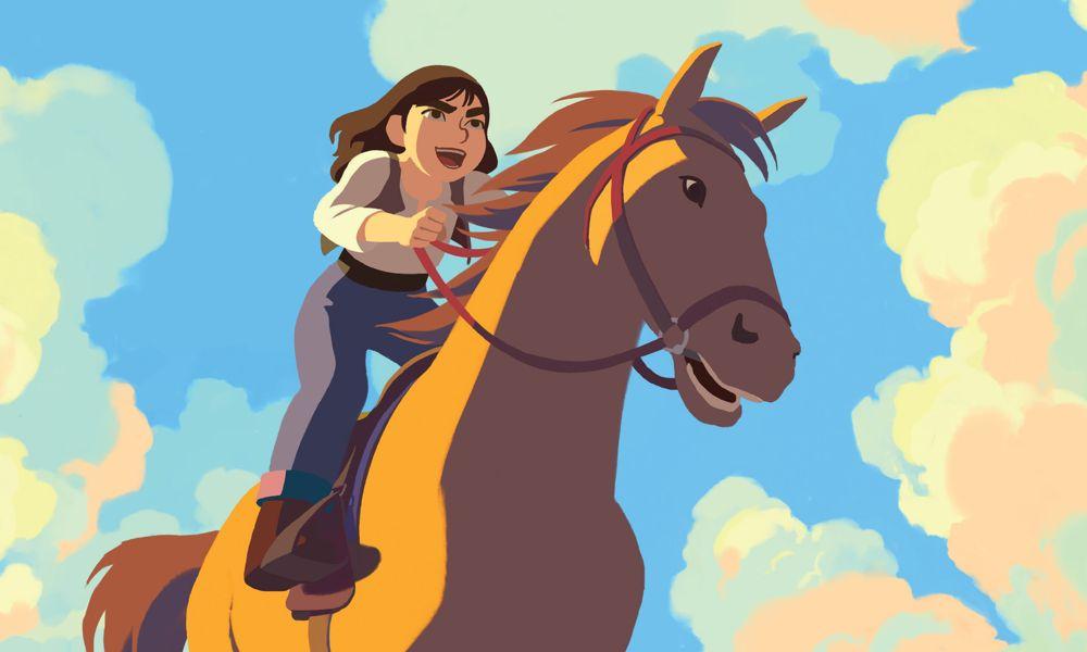 """""""Calamity Jane"""" è il primo film disponibile dello streamer gratuito The Animation Showcase"""