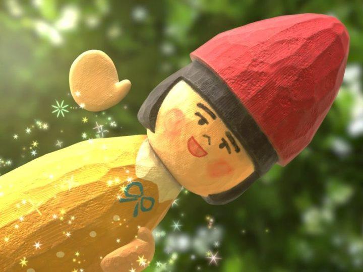 """Flying Ship Studio annuncia """"Chiruta"""" la sua prima serie animata"""