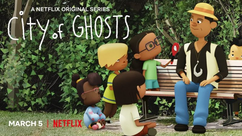 City of Ghosts på Netflix från 5 mars