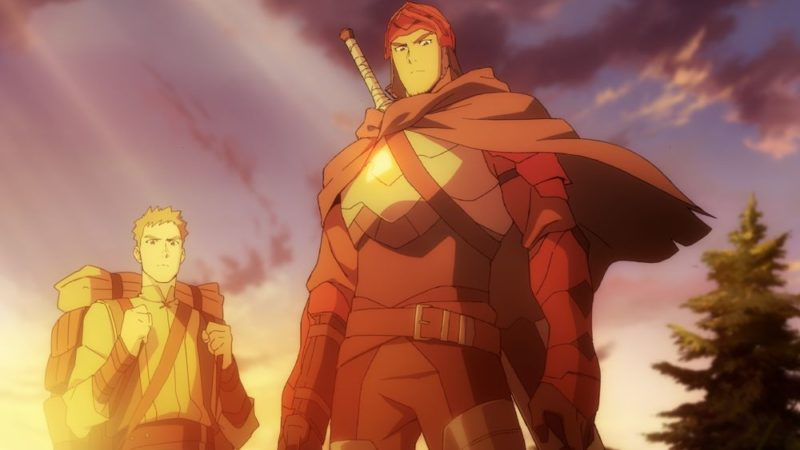 "L'anime di ""DOTA: Dragon's Blood"" su Netflix dal 25 marzo"