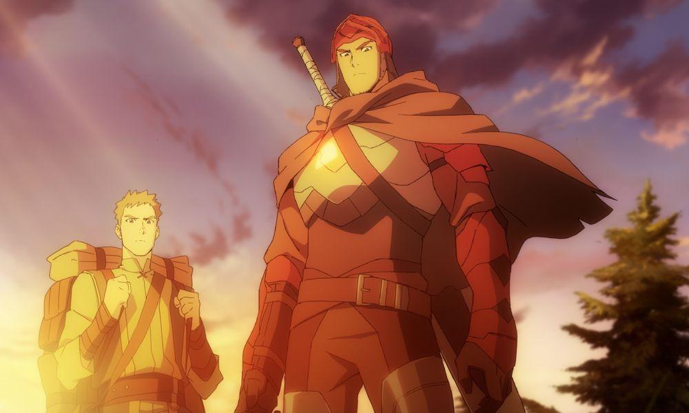 """L'anime di """"DOTA: Dragon's Blood"""" su Netflix dal 25 marzo"""