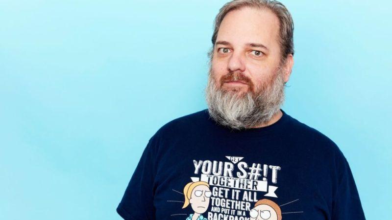 Dan Harmon, o autor de Rick e Morty, fará uma série sobre a Grécia antiga