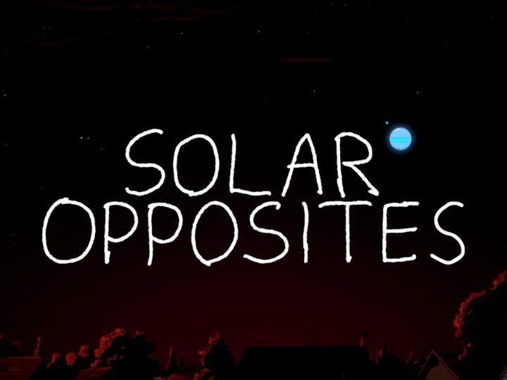 Disney + | Solar Opposites - Original Star Series Exclusivo de 23 de fevereiro