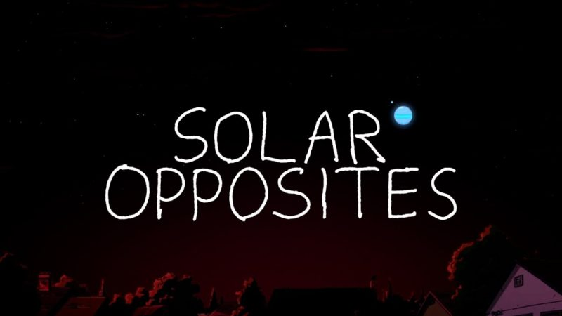 Disney + | Solar Opposites - Original Star Series Exclusive från 23 februari