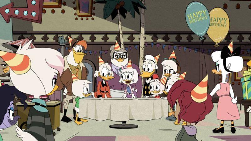 """Disney annuncia l'epico finale di """"DuckTales – Racconti di paperi"""""""