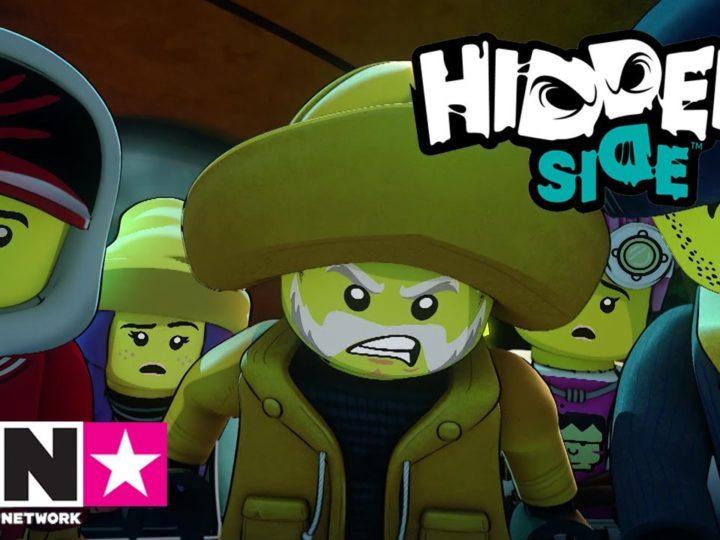 """Il video di LEGO Hidden Side """"Episodio 2 – Il Capitano fantasma"""" da Cartoon Network Italia"""