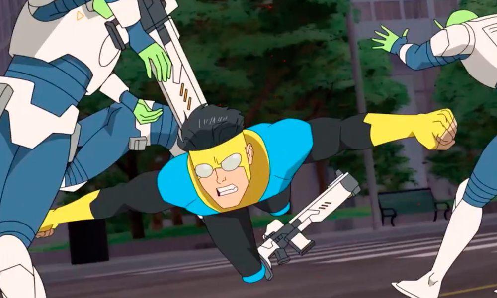 """Il trailer ufficiale di """"Invincible"""" la serie animata per adulti su Amazon Prime"""