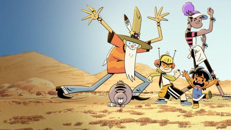 Netflixがクレイグマクラッケンの「キッドコズミック」の素晴らしいサウンドトラックを発見