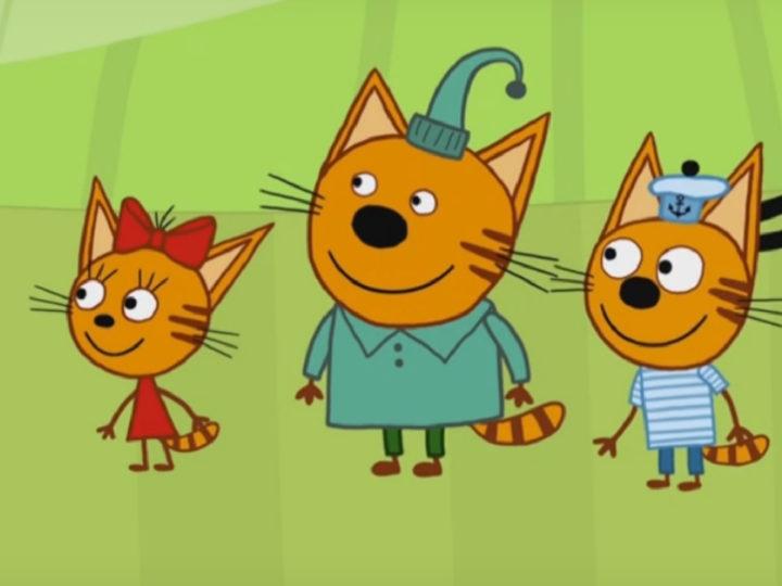 Kid-E-Cats - Sweet kittens - La serie animada para niños en Cartoonito