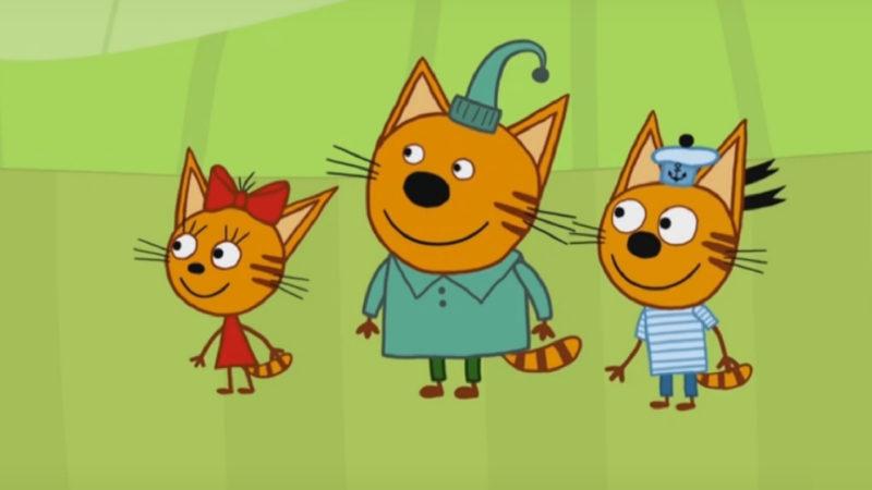 Kid-E-Cats - Sweet kittens - serial animowany dla dzieci na Cartoonito