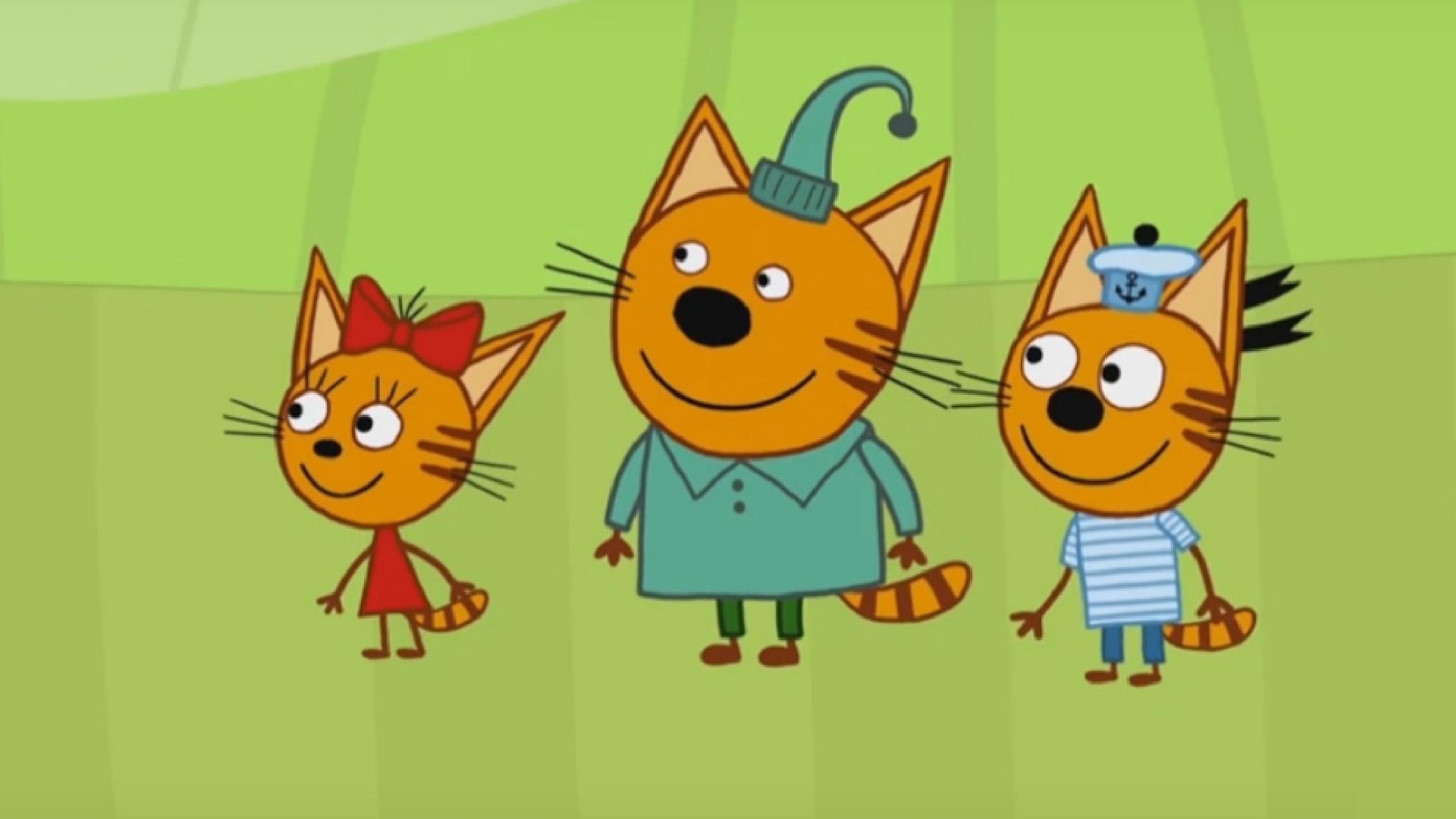 Kid-E-Cats – Dolci gattini – La serie animata per bambini su Cartoonito