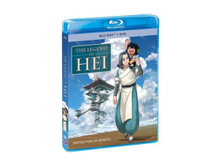 """A comovente fantasia """"The Legend of Hei"""" será lançada em DVD na América do Norte"""