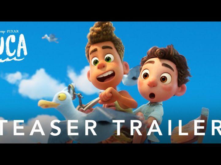 Luca – Teaser Trailer