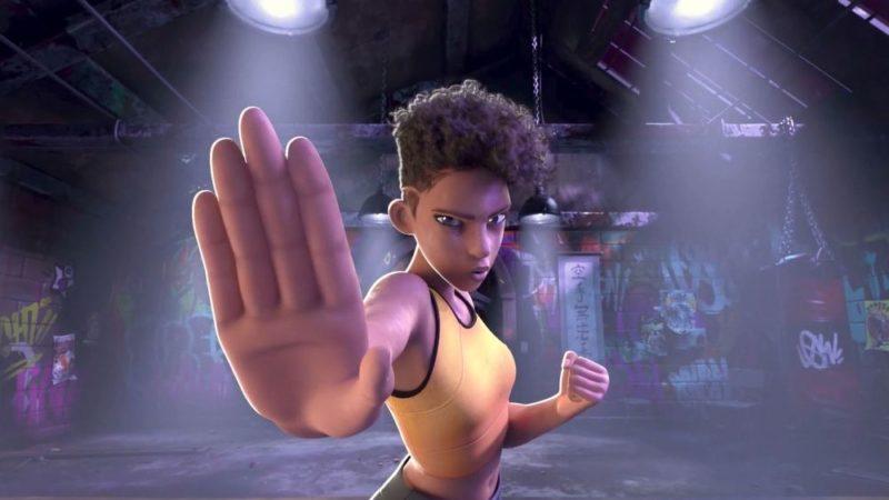 Behärska Steamroller Studios animerade film om kampsport