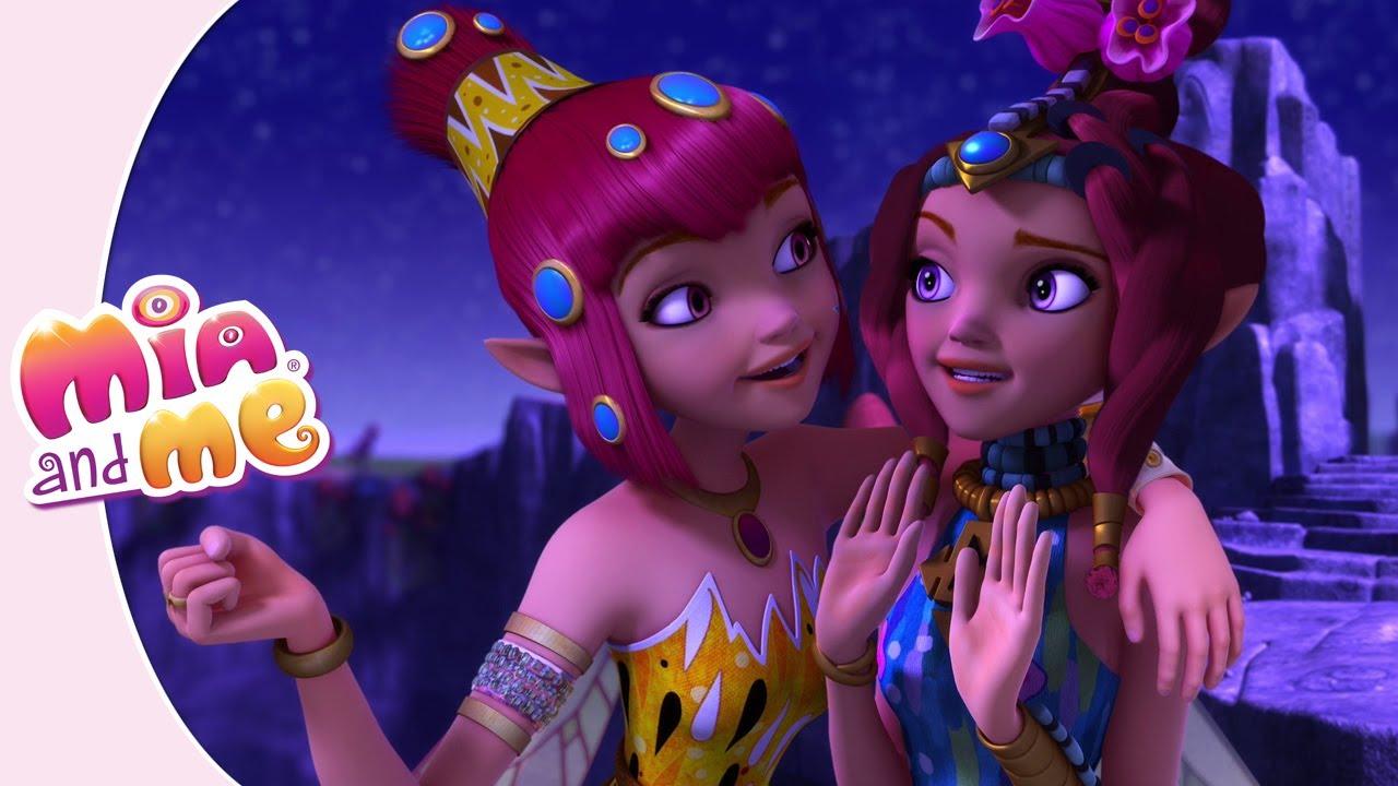 """Il video di """"Mia and me – Serie 3 Episodio 15 – L'incanto della luna"""" [EPISODIO COMPLETO]"""