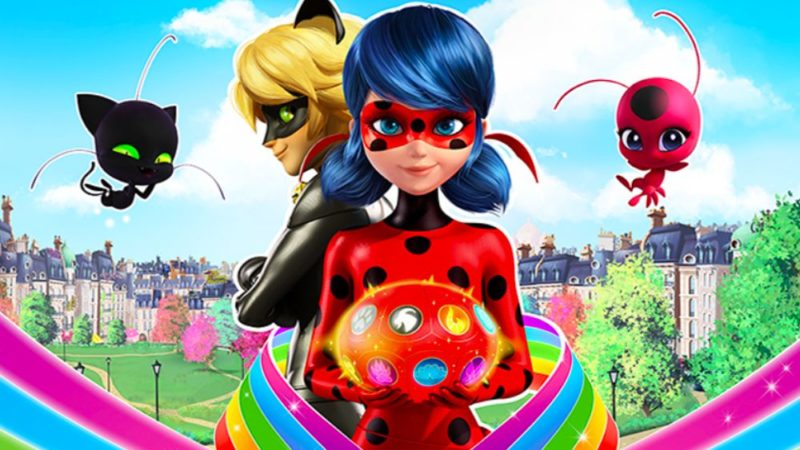 "Disney + acquisisce le 5 stagioni di ""Miraculous"" di ZAG / ON"