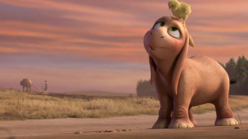Mosley, Nya Zeeland och kinesisk animerad film - Se trailern