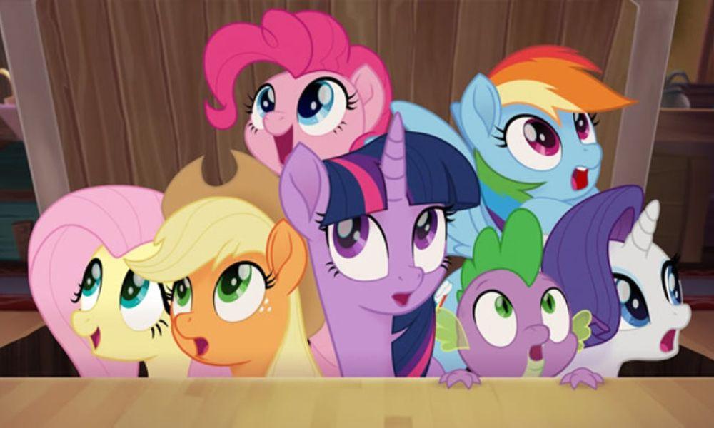 """Il film """"My Little Pony"""" verrà trasmesso direttamente su Netflix"""