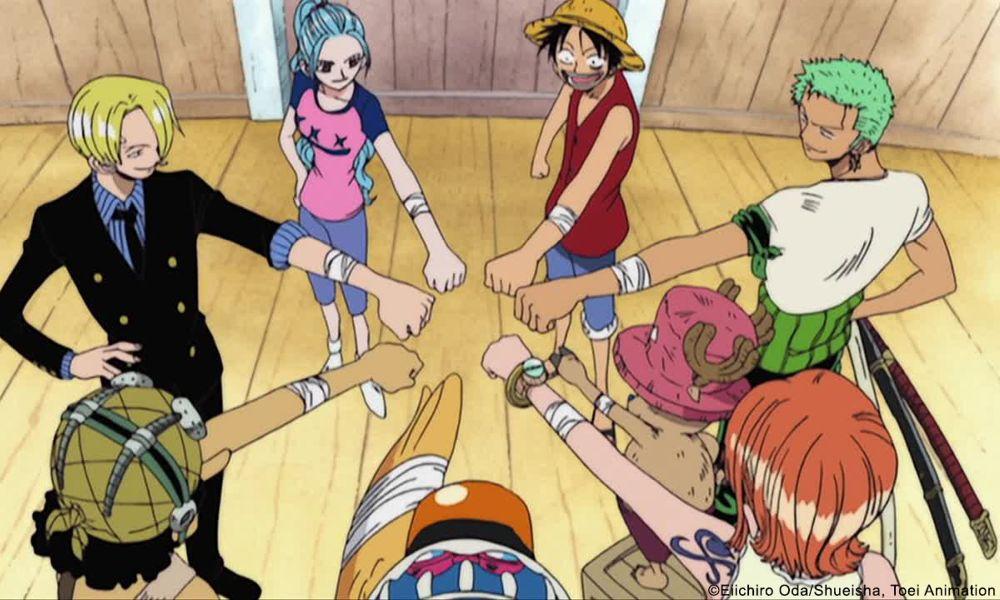 One Piece e altre serie anime sullo streamer Tubi.tv