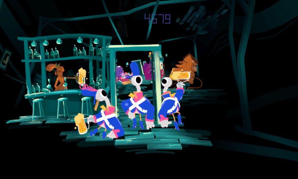 Peace of Mind (Pace della mente) il cartone animato in realtà virtuale di Blue Zoo