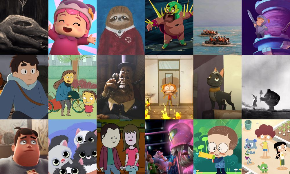 I Quirino Awards 2021 annuncia i 40 semifinalisti dell'animazione