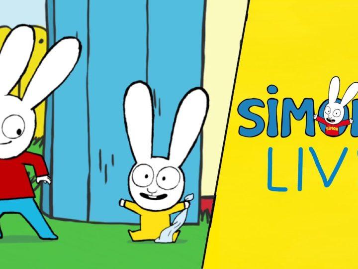 Simone – LIVE Episodio Completo HD [Ufficiale] Cartoni Animati