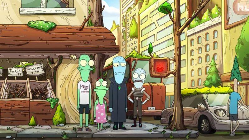 "Tráiler: El barco se vuelve real en ""Solar Opposites"" S2 en Hulu"