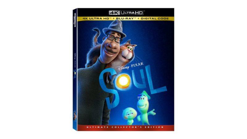 """La película """"Soul"""" de Disney-Pixar se lanzará en Blu-ray y DVD el 23 de marzo."""