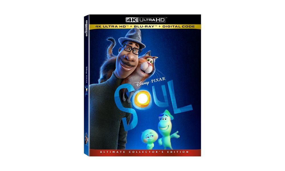 """Il film """"Soul"""" della Disney-Pixar uscirà in Blu-ray e DVD il 23 marzo"""