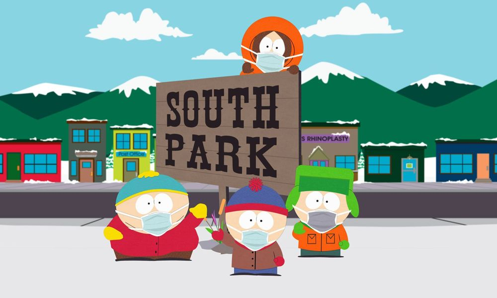 """South ParQ Vaccination Special"" un episodio speciale su Comedy Central"