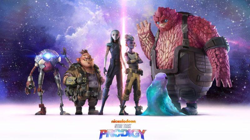 Star Trek: Prodigy den animerade serien för barn om Paramount + Star Trek Universe