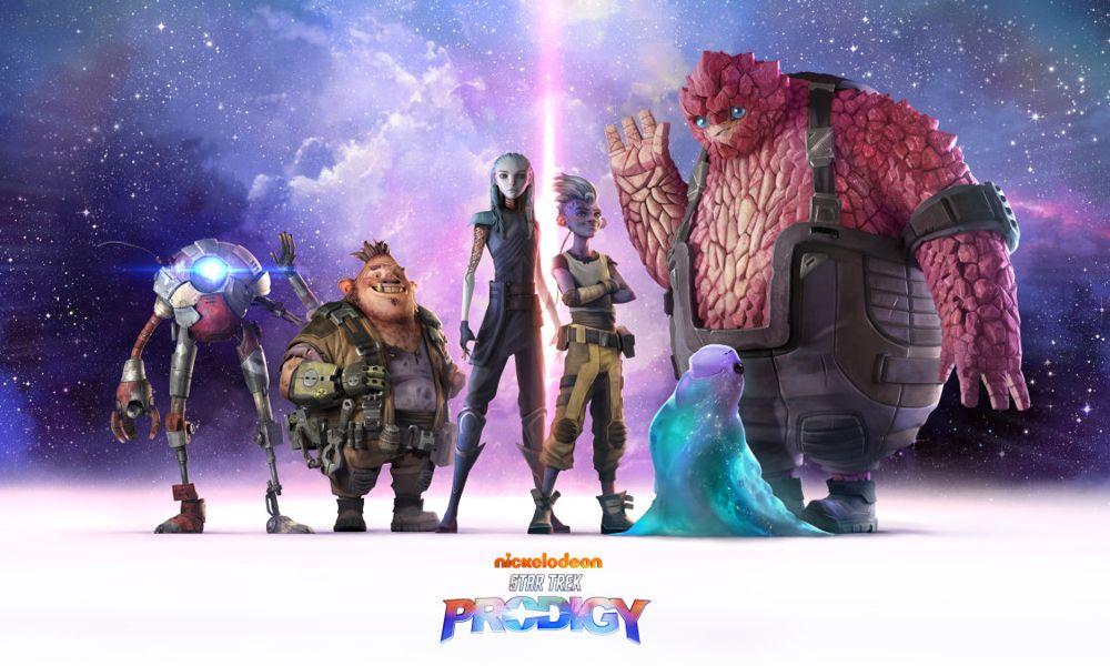 Star Trek: Prodigy la serie animata per bambini su Paramount + Star Trek Universe