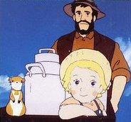 アネットと一緒に山を登る-1983年の日本のアニメシリーズ