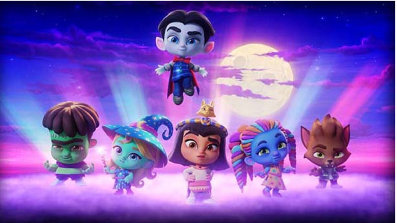 Super Monsters – La serie animata per bambini su Frisbee