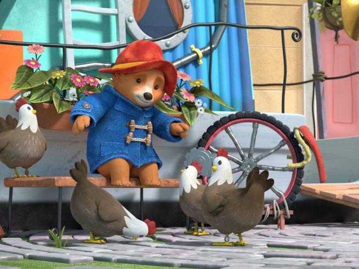 Paddington Bear ilmestyy toisen kauden kanssa ja kolmas elokuva vahvistettu
