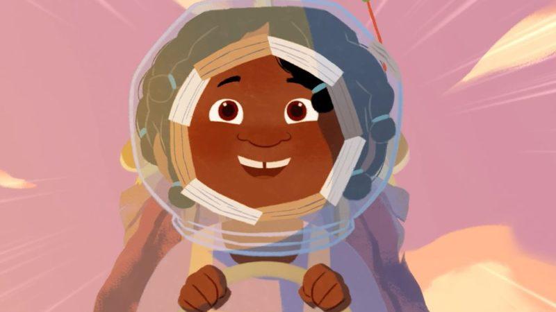 """एनिमेटेड फिल्म """"जिस लड़की ने एक रॉकेट का निर्माण किया"""" वह वैश्विक जल संकट की थीम को संबोधित करती है"""