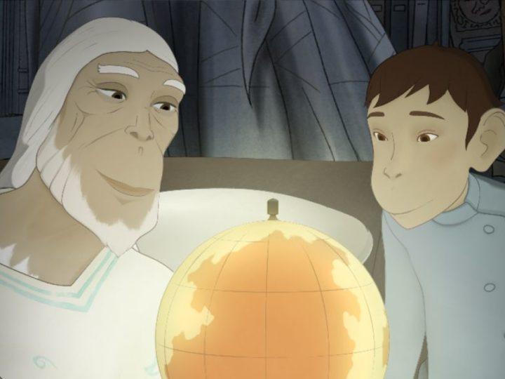 Jean-François Laguionie의 최신 애니메이션 영화, 왕자의 여정