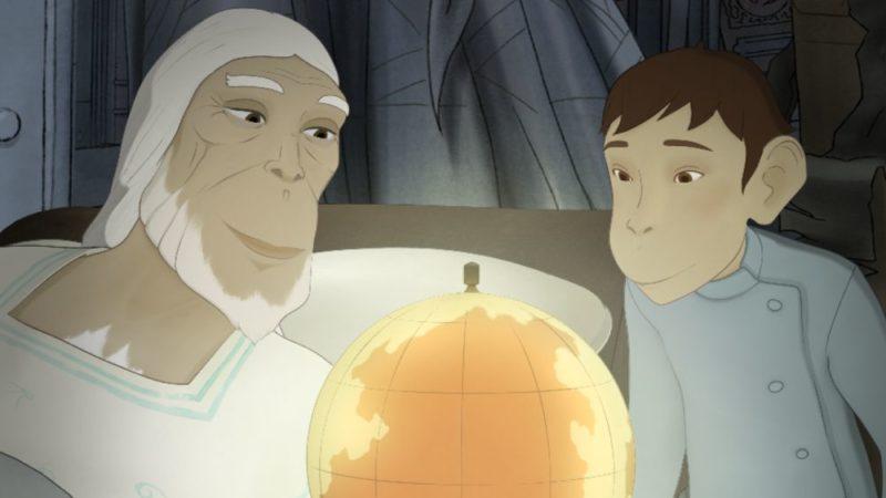 王子の旅、ジャン=フランソワ・ラギオニーによる最新のアニメーション映画