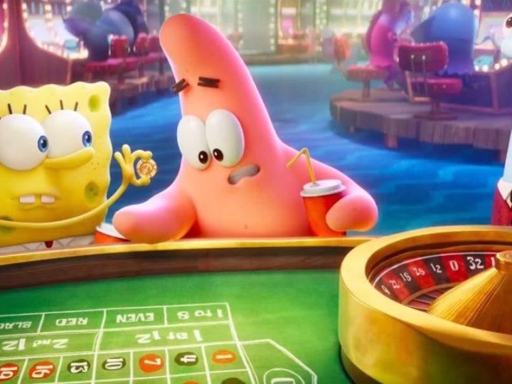 SpongeBob: Sponge on the Run è stato ritirato dalle nomination dell'Academy