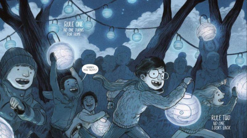 This Was Our Pact (Questo era il nostro patto), il film di animazione sulla graphic novel di Ryan Andrews