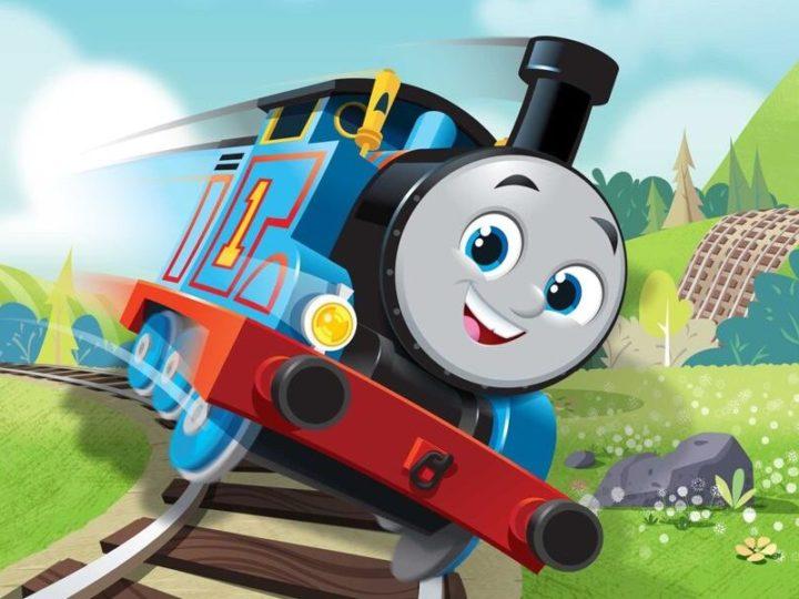 Nowy serial animowany Tomek i przyjaciele wyprodukowany przez Nelvanę