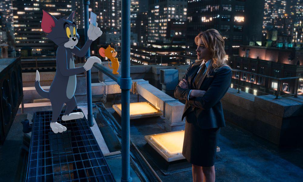 Il nuovo film di Tom e Jerry della Warner Bros.- Guarda il trailer