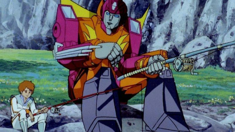 """Den nya animerade serien """"Transformers"""" av Nickelodeon och Hasbro"""