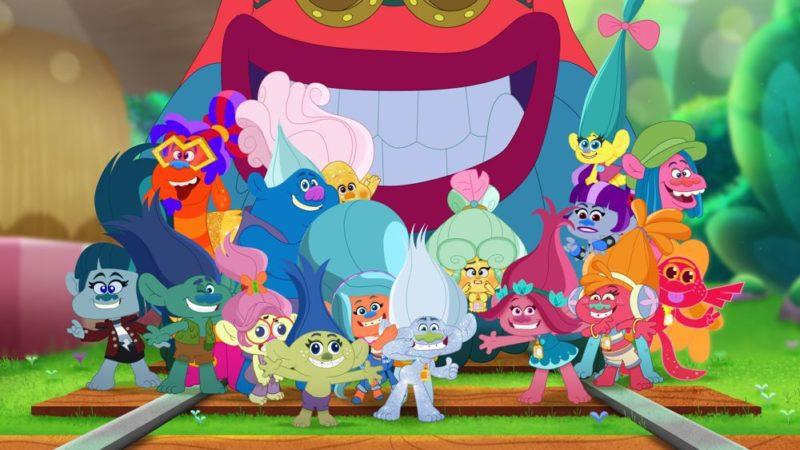 """I Troll sono pronti per la seconda stagione di """"TrollsTopia"""" – Trailer"""