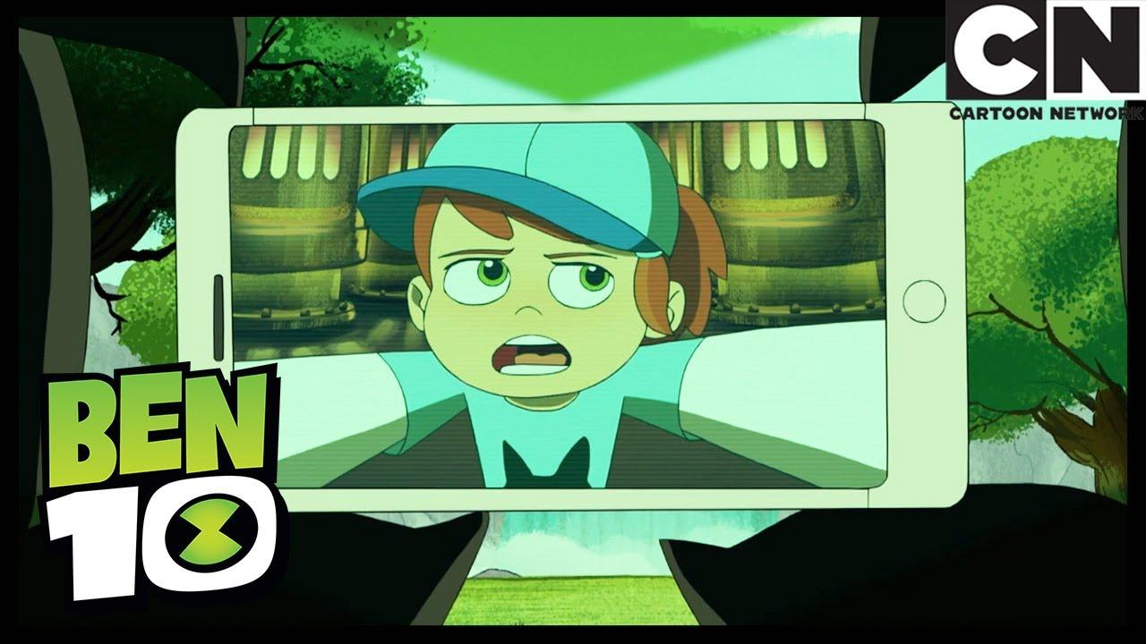 Un record da battere | Ben 10 Italiano | Cartoon Network