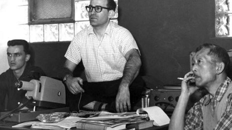 Vinnie Bell, el animador de Buffalo Bau y Harvey Birdman muere a los 89 años